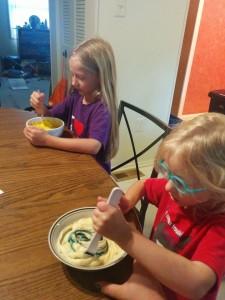 kids mia's cake