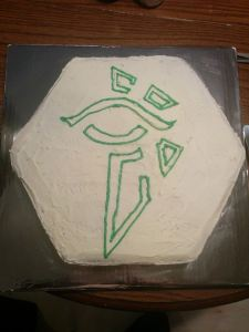 allison b-day cake